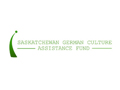 Saskatchewan german culture assistance fund logo